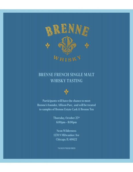 Brenne Neon Wilderness Event