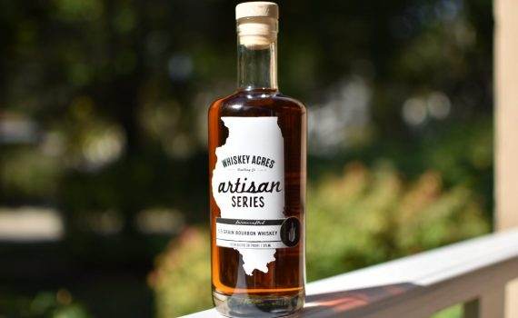 Whiskey Acres 5.5 Grain