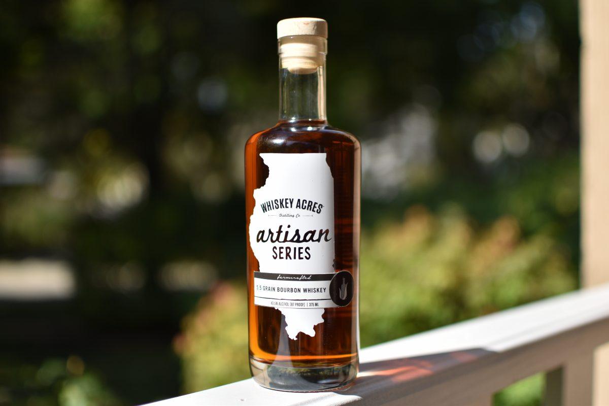 Whiskey Acres 5.5 Grain