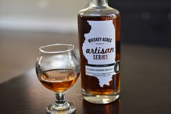 Tasted: Whiskey Acres 5.5 Grain Bourbon