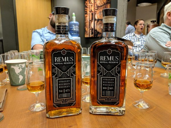 Remus Repeal Reserve I & II.