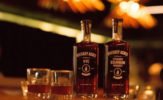 Whiskey Acres x Hardware Dinner