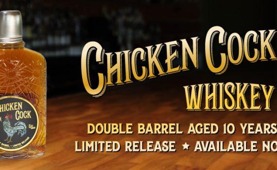 Chicken Cock 10-year