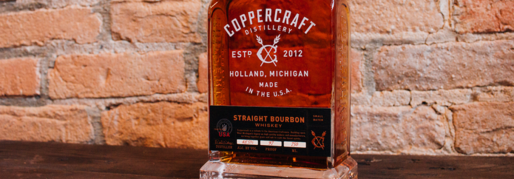 Coppercraft Straight Bourbon Whiskey