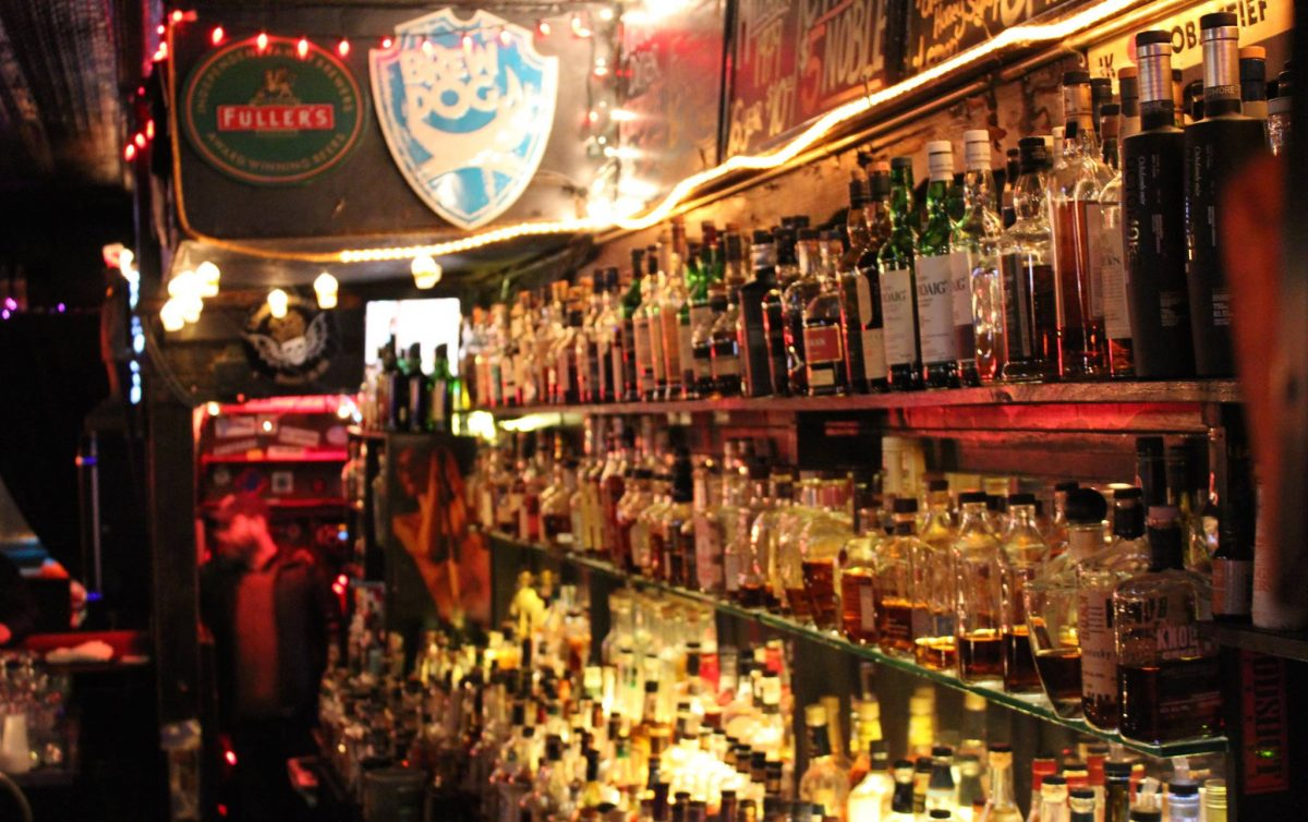 Delilah's Bar