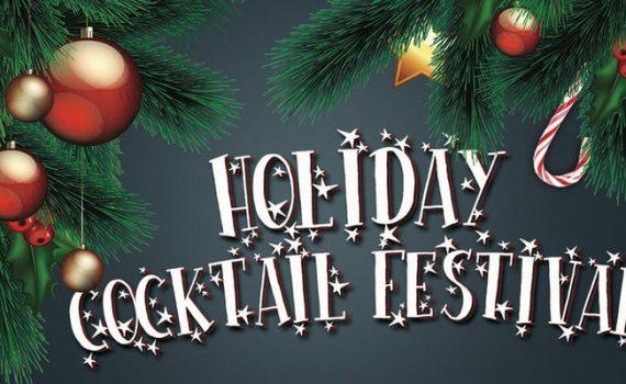 Holiday Cocktail Festival Header