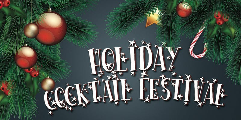 Holiday Cocktail Festival Header