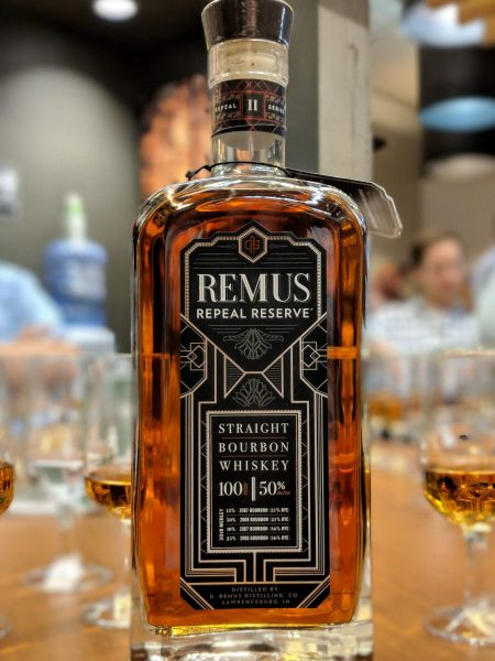 Tasted: Remus Repeal Reserve Series II