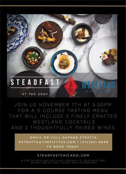 Westland x Steadfast