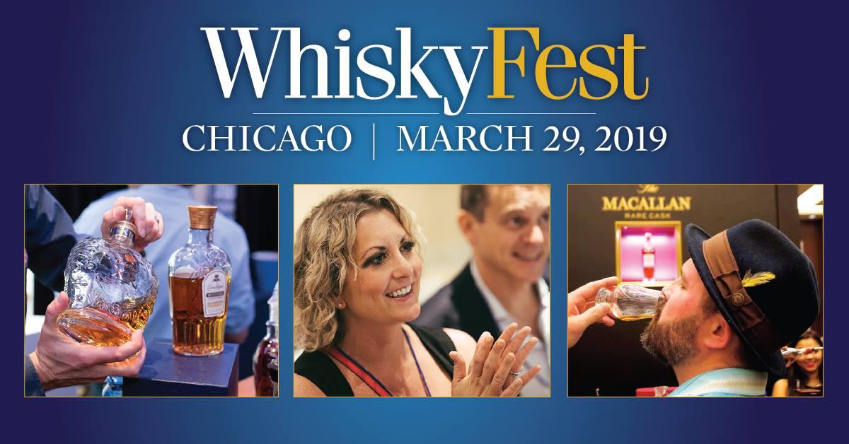 WhiskyFest Chicago 2019