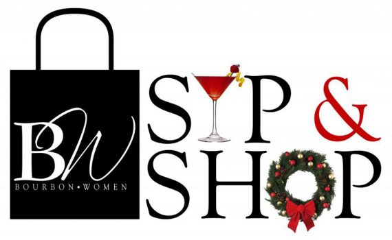 bourbon women sip and shop