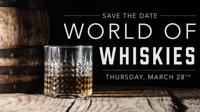Binny's World of Whiskies 2019