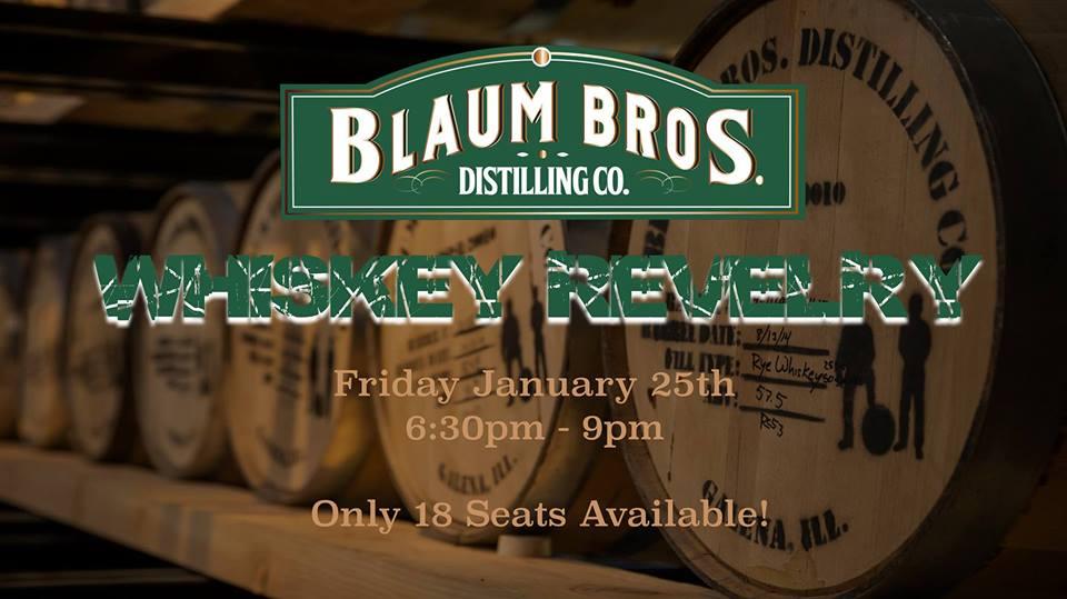 Blaum Bros Whiskey Revelry