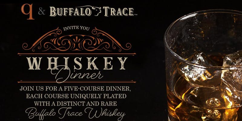 Chicago q Whiskey Dinner