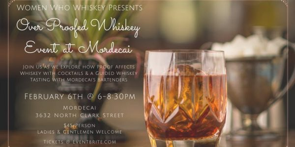 Over proofed whiskey event