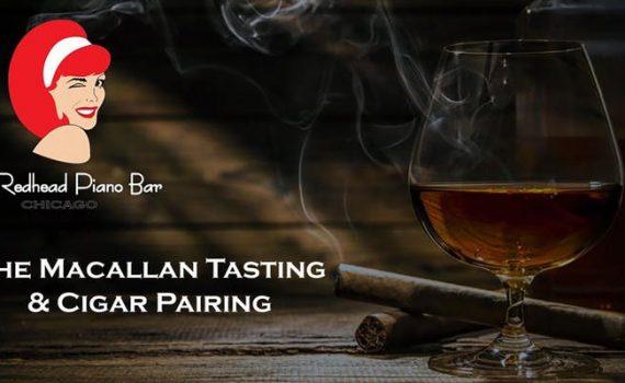 The Macallan Tasting and Cigar Pairing