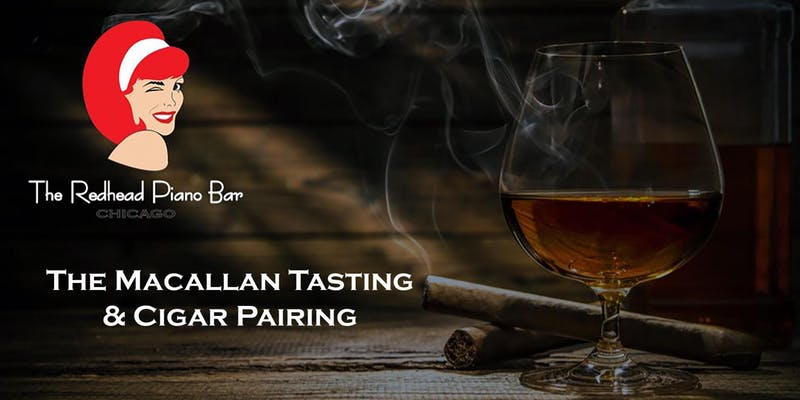 The Macallan Tasting and Cigar Pairing