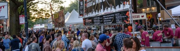 Bourbon and BBQ Fest