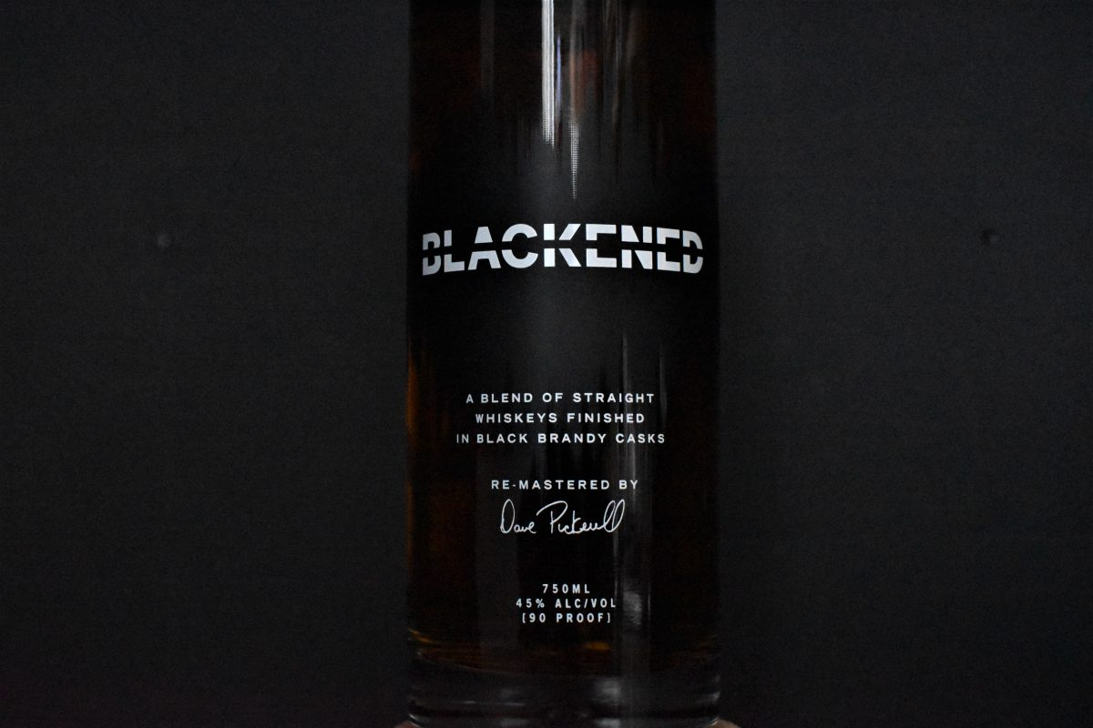 Blackened American Whiskey Review