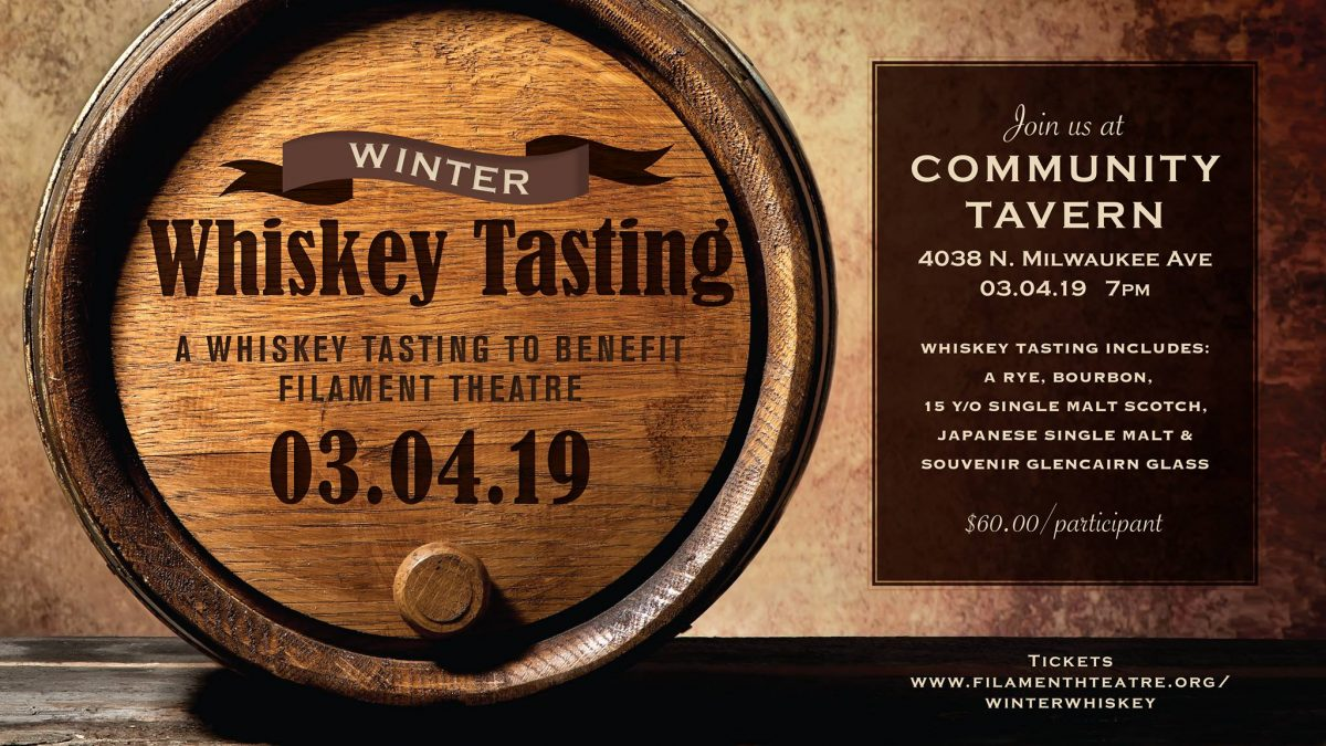 Winter Whiskey Tasting