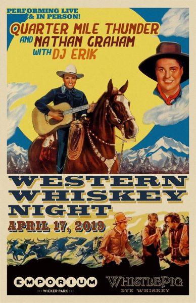 Emporium Western Whiskey Night