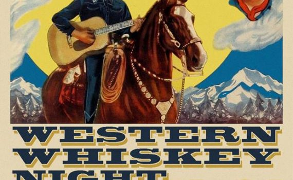 Emporium Western Whiskey Night