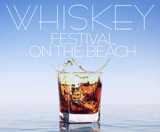 Whiskey Festival on the Beach