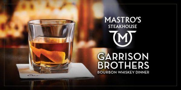 Garrison Brothers Dinner