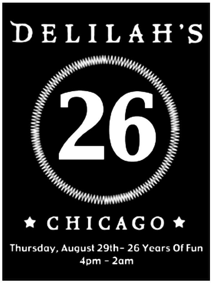 Delilahs 26th