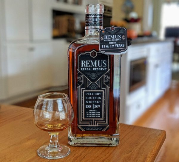 Tasted: Remus Repeal Reserve Series III