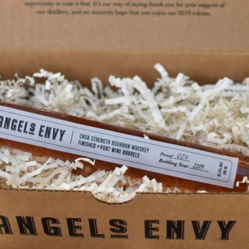 Angels Envy Cask 2019 Header