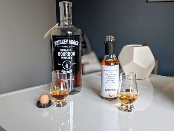 "Tasted: Whiskey Acres Bottled-In-Bond 2020 ""Batch 1"""