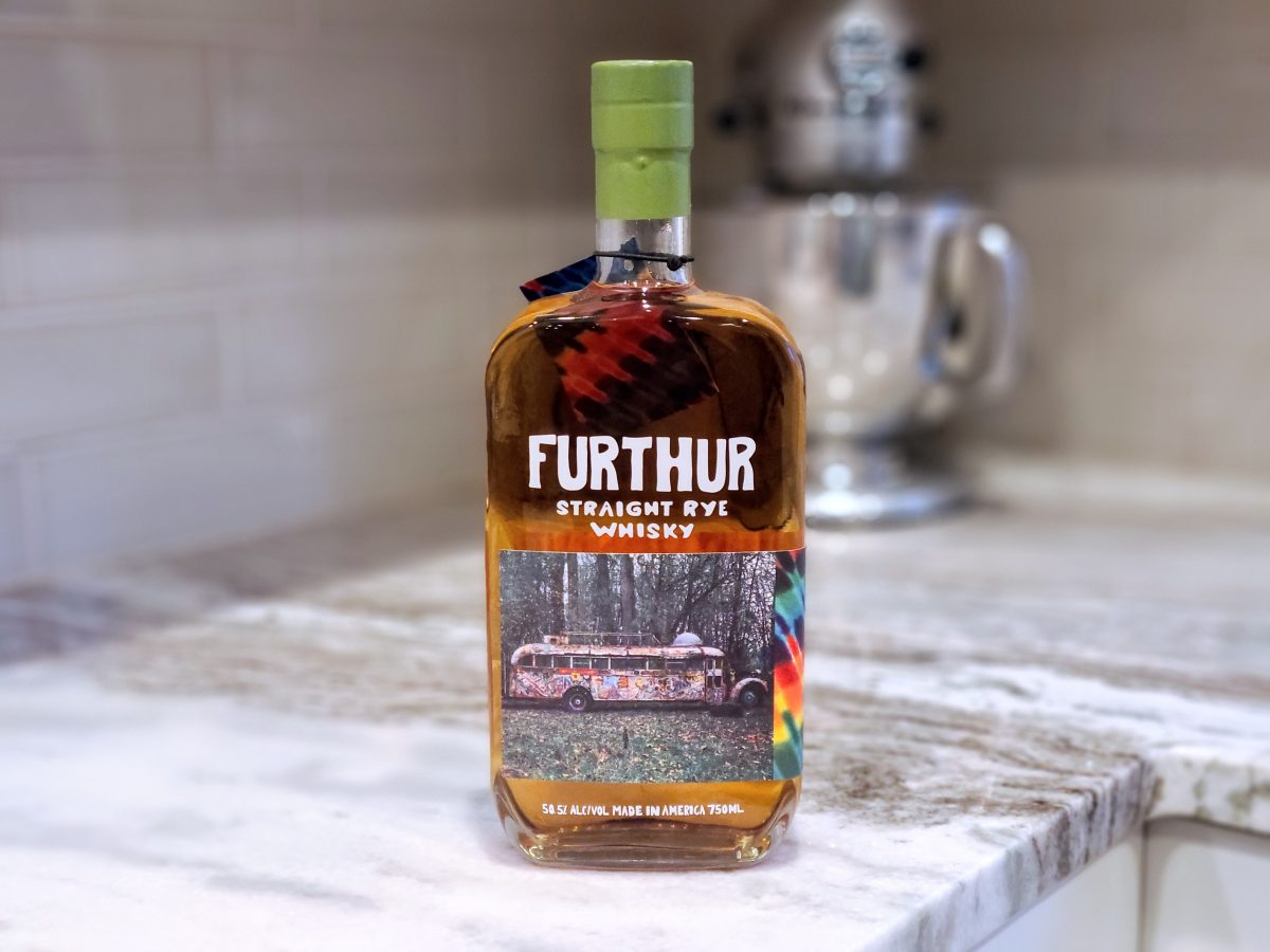 Furthur Straight Rye Whisky Review